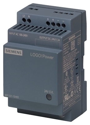 LOGO! Power 24VDC/1,3A 6EP1331-1SH03