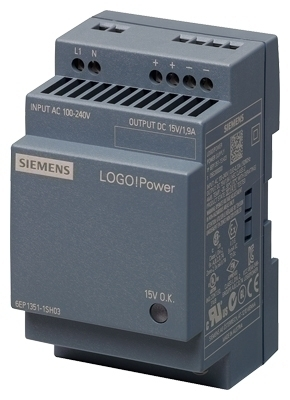 LOGO! Power 15V/1.9A 6EP1351-1SH03